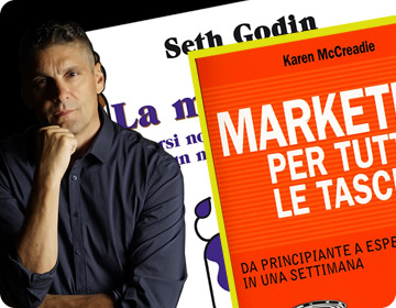 Marketing per tutte le tasche di Karen McCreadie