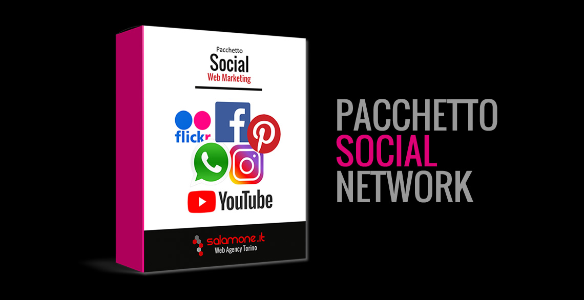 Pacchetto Social Networks