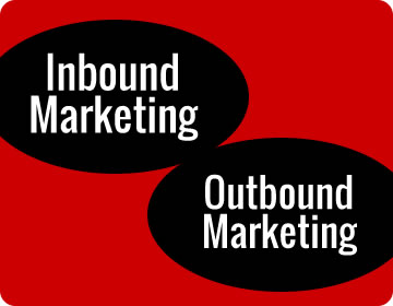 Inbound e Outbound Marketing: vantaggi e svantaggi.
